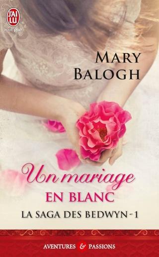 LA SAGA DES BEDWYN (Tome 1) UN MARIAGE EN BLANC de Mary Balogh 61c-ls10