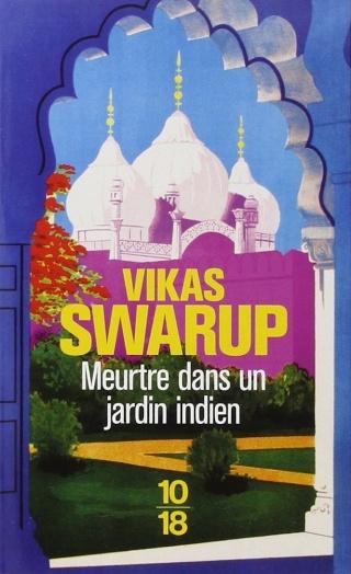 MEURTRE DANS UN JARDIN INDIEN de Vikas Swarup 71o5ao10