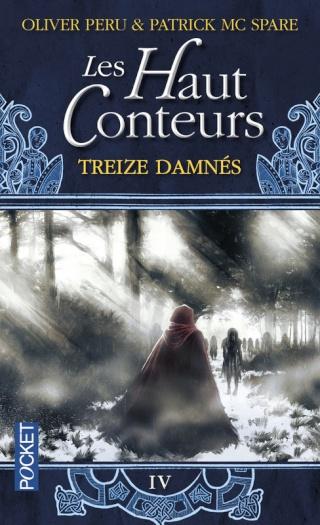 LES HAUTS CONTEURS (Tome  4) TREIZE DAMNES de Olivier Peru et Patrick McSpare 97822615