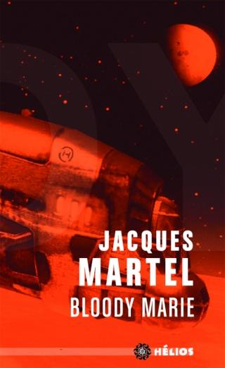 BLOODY MARIE de Jacques Martel  C1-blo10