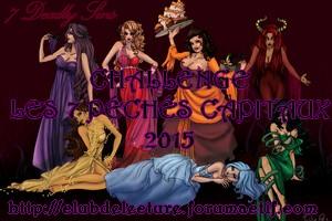 Challenge LES 7 PÉCHÉS CAPITAUX 2015 Challe11