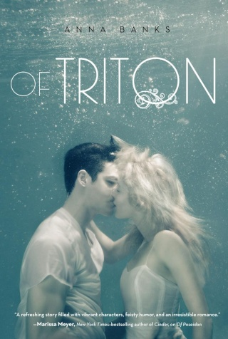 THE SYRENA LEGACY (Tome 2) OF TRITON by Anna Banks Oftrit10