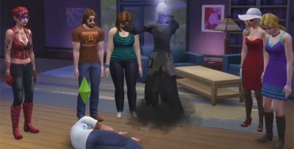 Je veux un Sims Sims-410