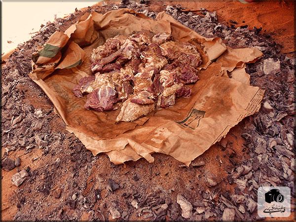 طريقة تحضير لحم النار بالدفن - عيد سعيد P1030411
