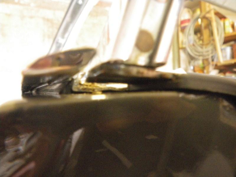 pose baguettes alu de custode Imgp0410
