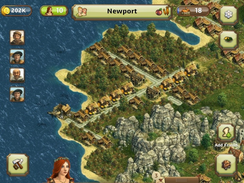 Zenobia's Empire Newpor15