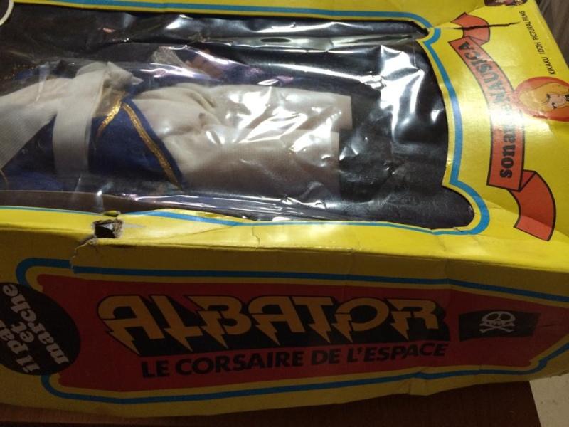 Bambola LADY OSCAR Versailles 55 cm box GABAR bambole Italiane Albator Capitan Harlock Nausica anni 70 80 10635810