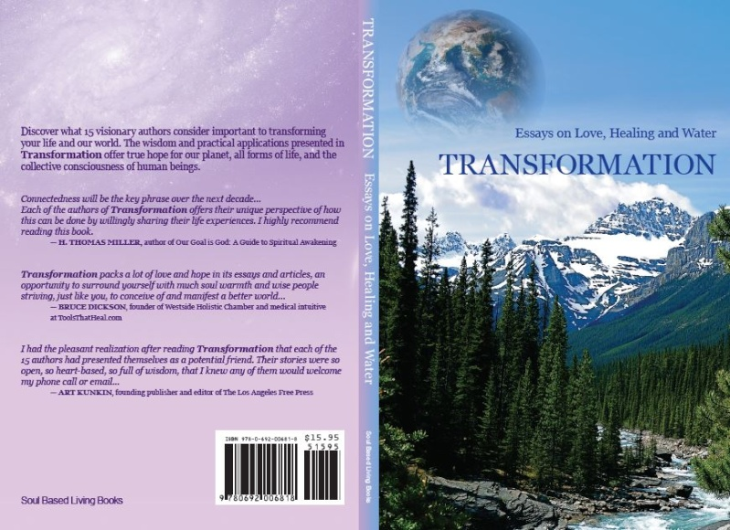 TRANSFORMATION: ESSAYS ON LOVE, HEALING AND WATER Cover-10