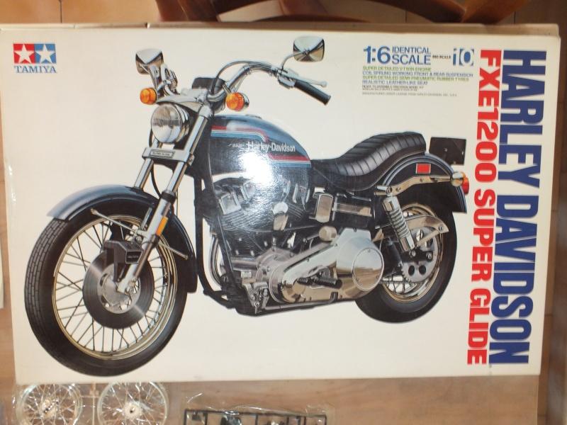 Tamiya 1/6 FXE 1200 Super glide Dscf0012