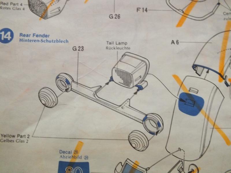 Tamiya 1/6 HD FLH Classic with Side Car Dscf0053