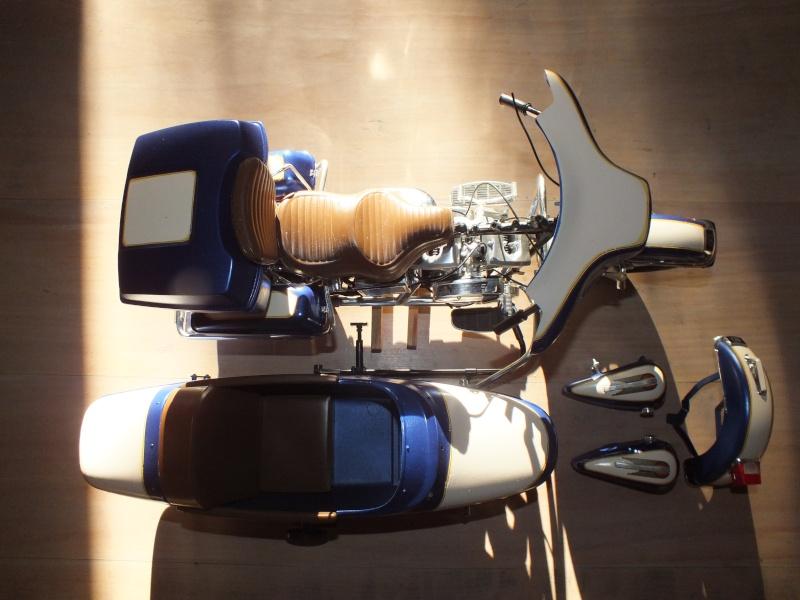 Tamiya 1/6 HD FLH Classic with Side Car - Page 2 Dscf0073