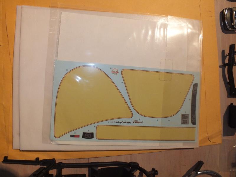 Tamiya 1/6 HD FLH Classic with Side Car Dscf0215
