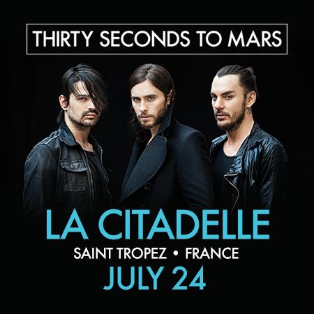 Concert Church Of Mars à la Citadelle de Saint Tropez en France le 24 Juillet 2014 Bpwpck10