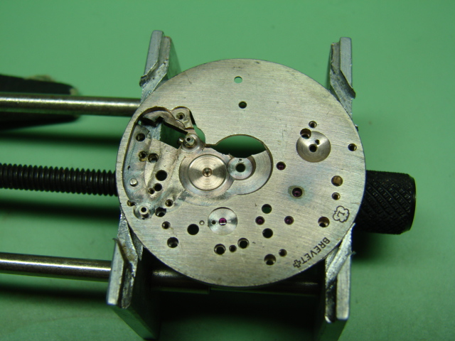 restauration landeron 48 boitier or rose 18k Dsc07457