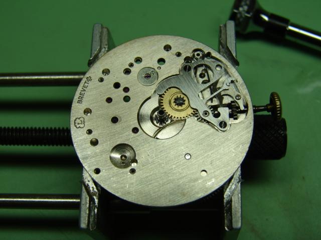 restauration landeron 48 boitier or rose 18k Dsc07513