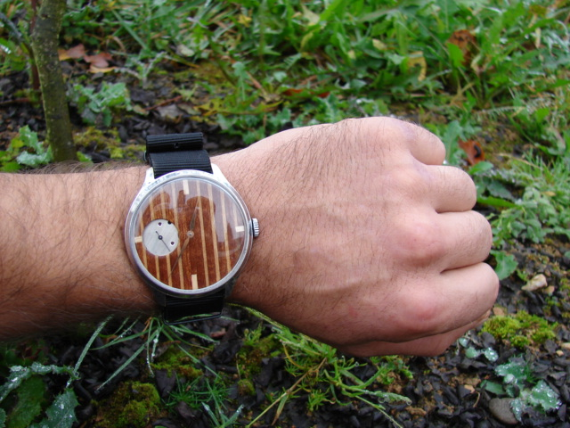 customisation montre bracelet  Dsc07623