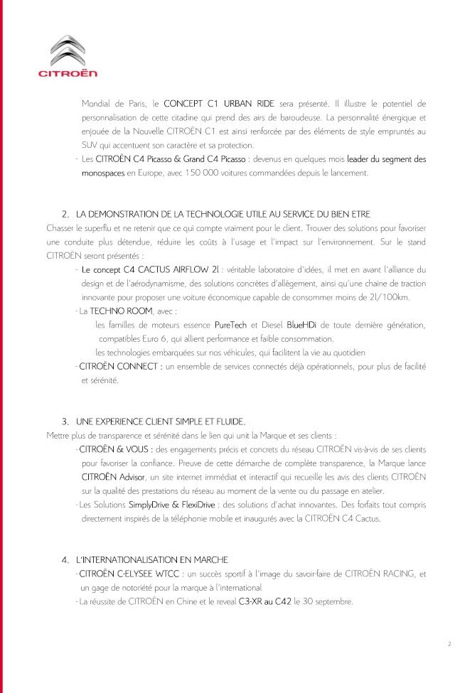 [SALON] Paris - Mondial de l'Automobile 2014 - Page 5 Mondia11