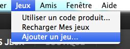 [Fiche] Récupérer ses codes d'installation sur MAC  Captur13