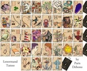 Les différentes versions des  cartes Lenormand - Page 14 10356210