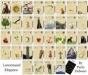 Les différentes versions des  cartes Lenormand - Page 14 14763610