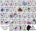 Les différentes versions des  cartes Lenormand - Page 14 55887810