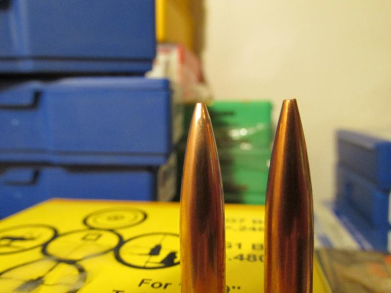Nouveau lot de Boulets ( ogives) Sierra 6 mm , 107 gr de beaucoup  amilioré Img_2410