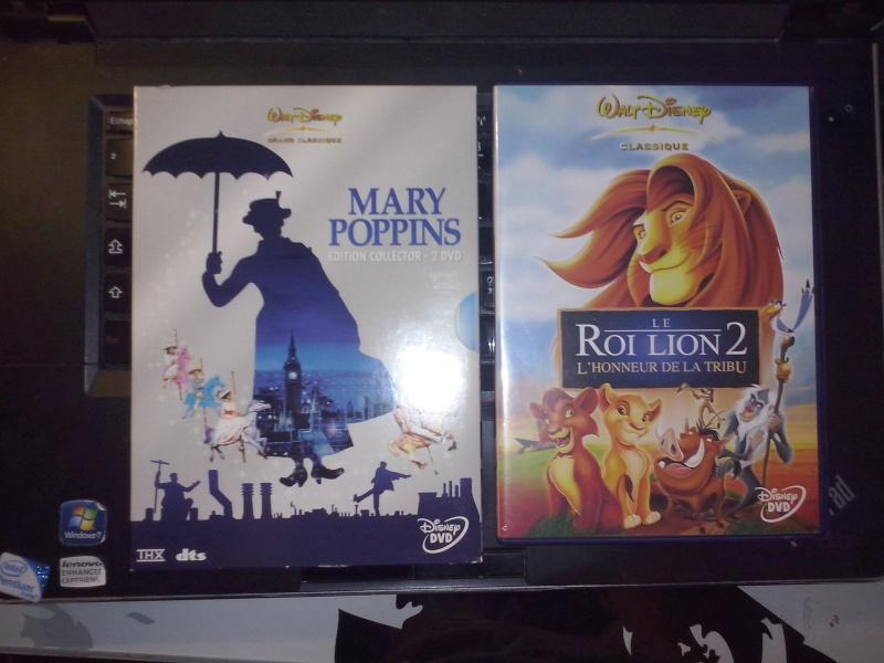 [Photos] Postez les photos de votre collection de DVD et Blu-ray Disney ! - Page 37 Cam00710