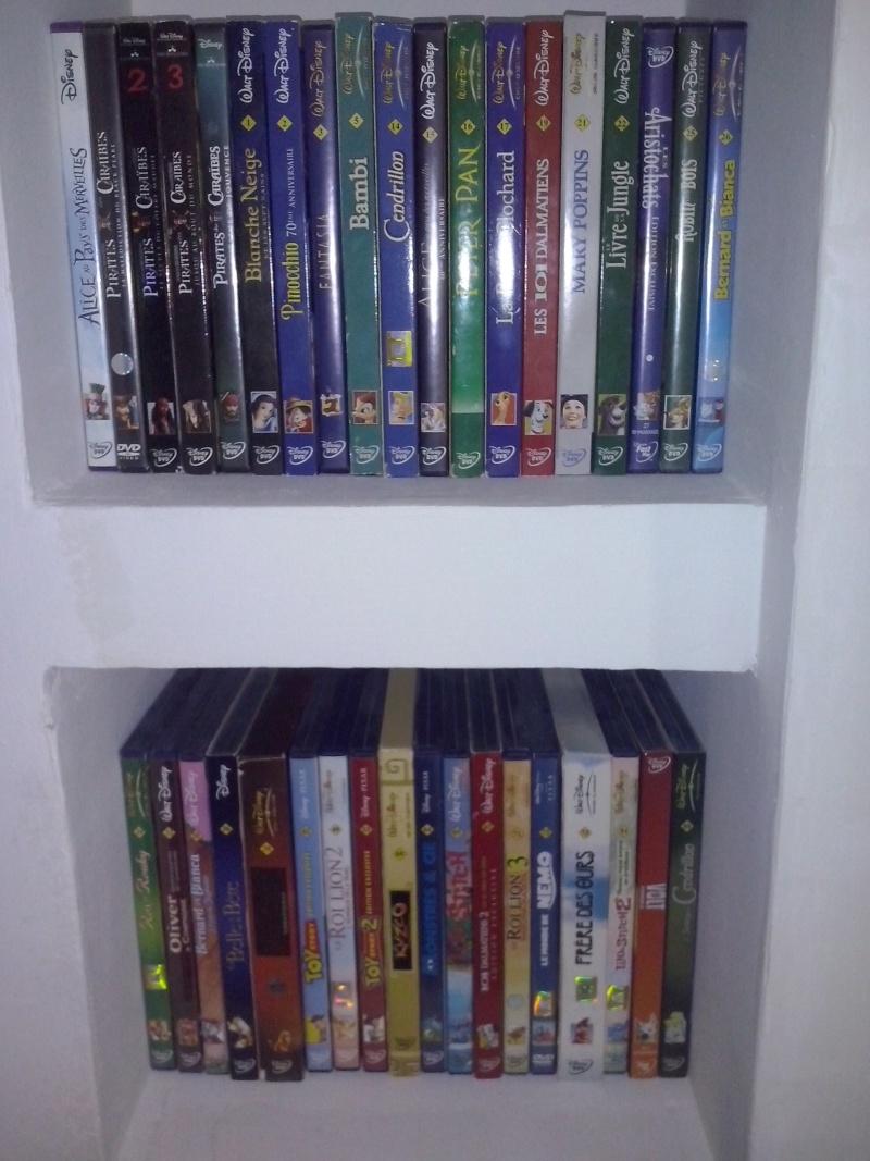 [Photos] Postez les photos de votre collection de DVD et Blu-ray Disney ! - Page 37 Cam00711