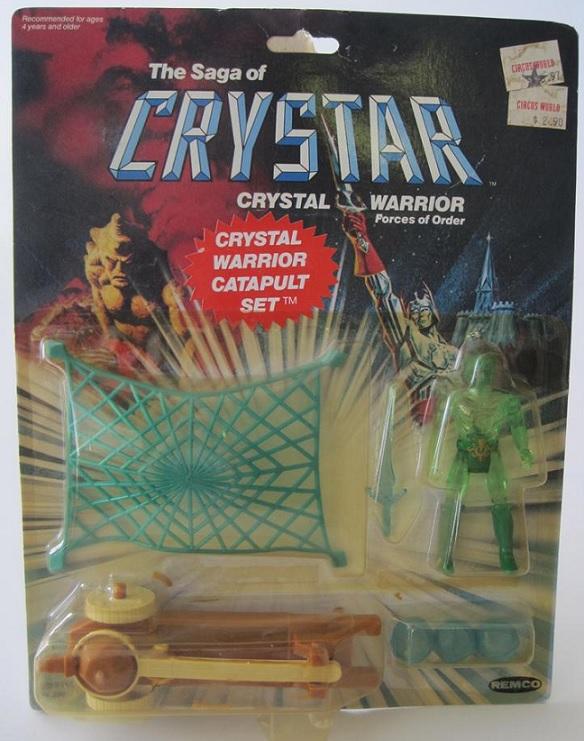 SAGA OF CRYSTAR (Remco) 1982 1111