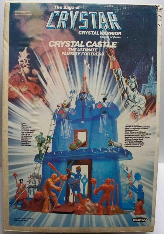 SAGA OF CRYSTAR (Remco) 1982 1211