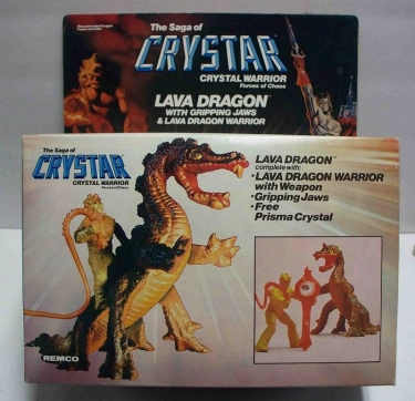 SAGA OF CRYSTAR (Remco) 1982 1411