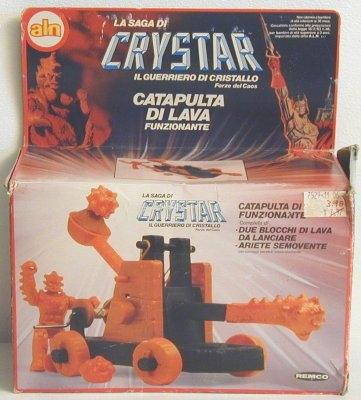 SAGA OF CRYSTAR (Remco) 1982 1511
