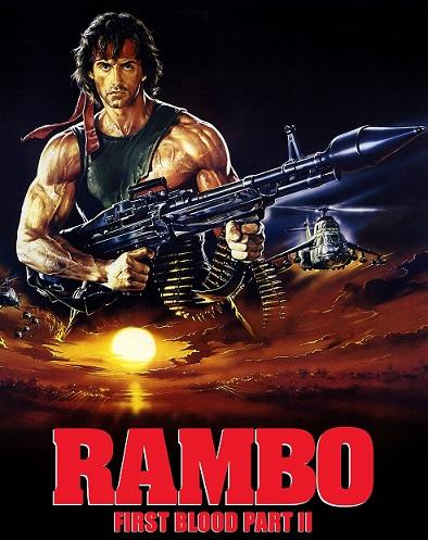 RAMBO / RAMBO 2 (Neca) 2013 en cours Rambo_10
