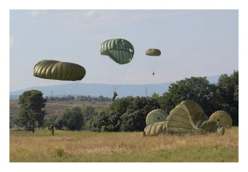 Le parachutage 10983610