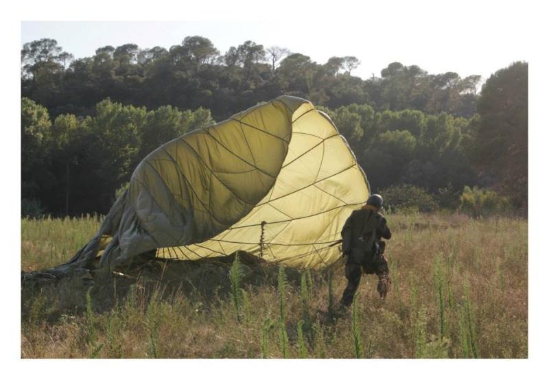 Le parachutage 11508410