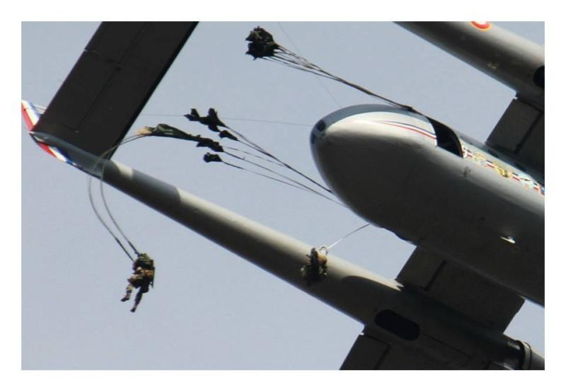 Le parachutage 11850910