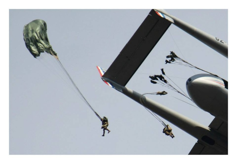 Le parachutage 11856010