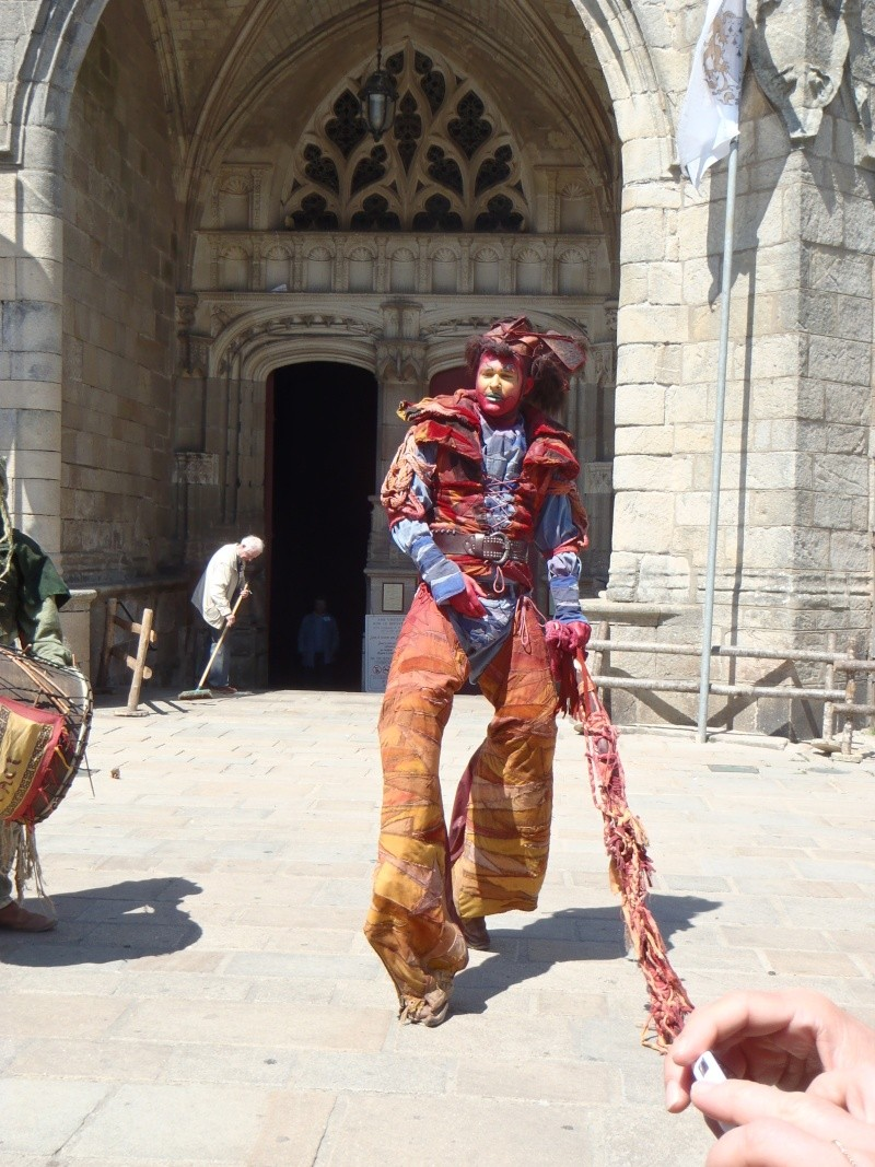 les Médiévales de Guérande, Mai 2014  (Terminées) 27-p5110