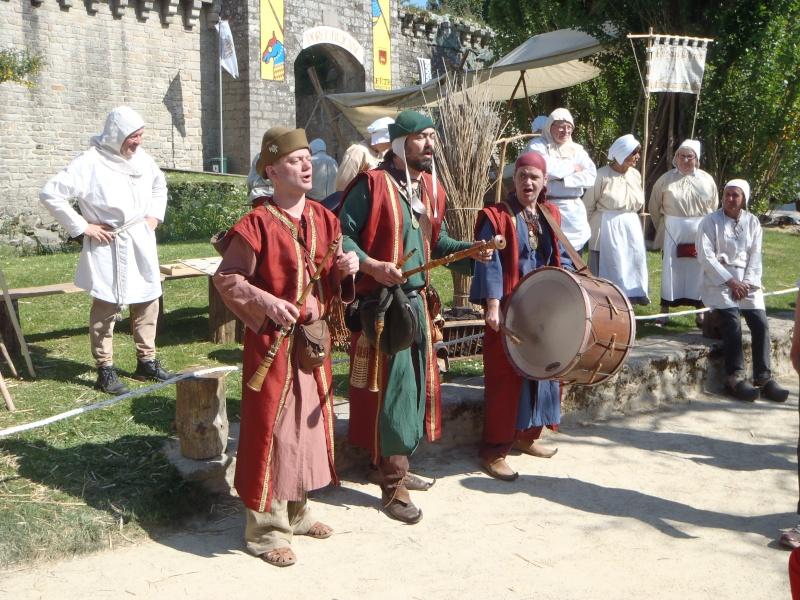 les Médiévales de Guérande, Mai 2014  (Terminées) 35-p5110