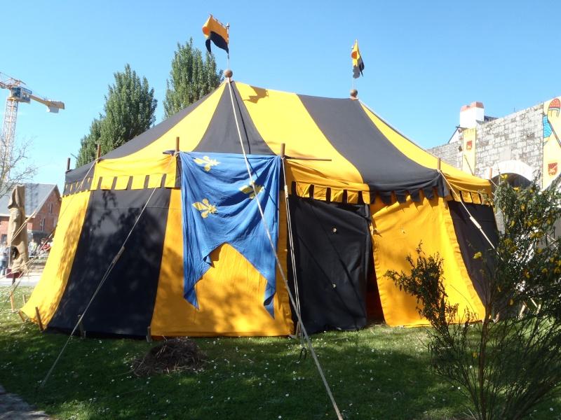 les Médiévales de Guérande, Mai 2014  (Terminées) 43-p5110