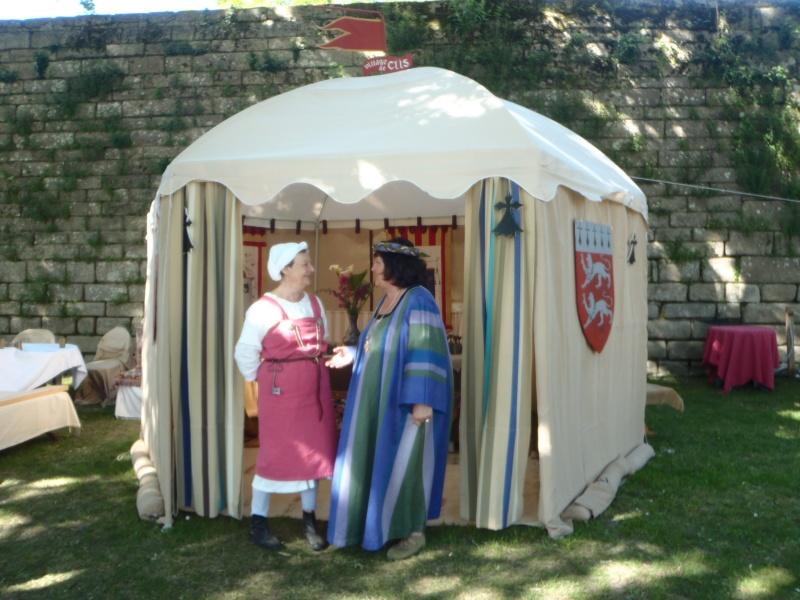 les Médiévales de Guérande, Mai 2014  (Terminées) 47-p5110