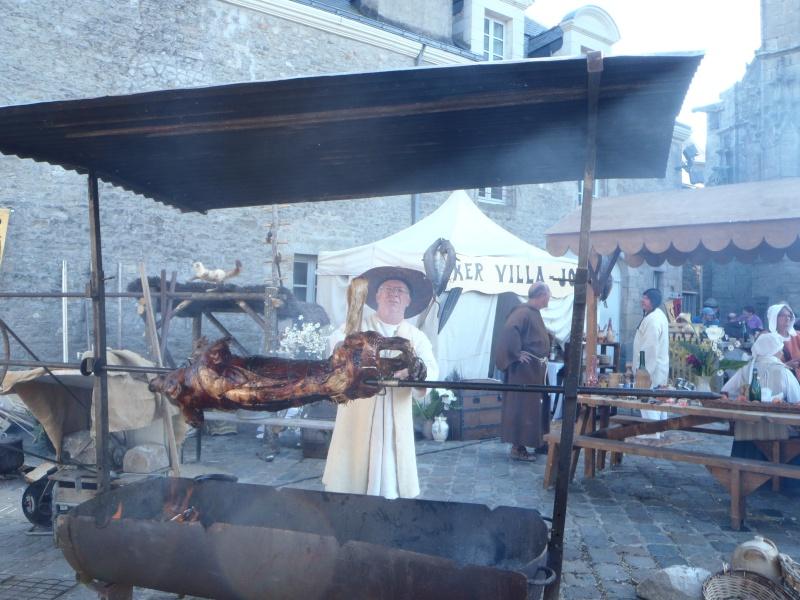 les Médiévales de Guérande, Mai 2014  (Terminées) 53-p5110