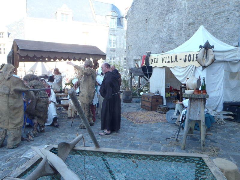 les Médiévales de Guérande, Mai 2014  (Terminées) 54-p5110