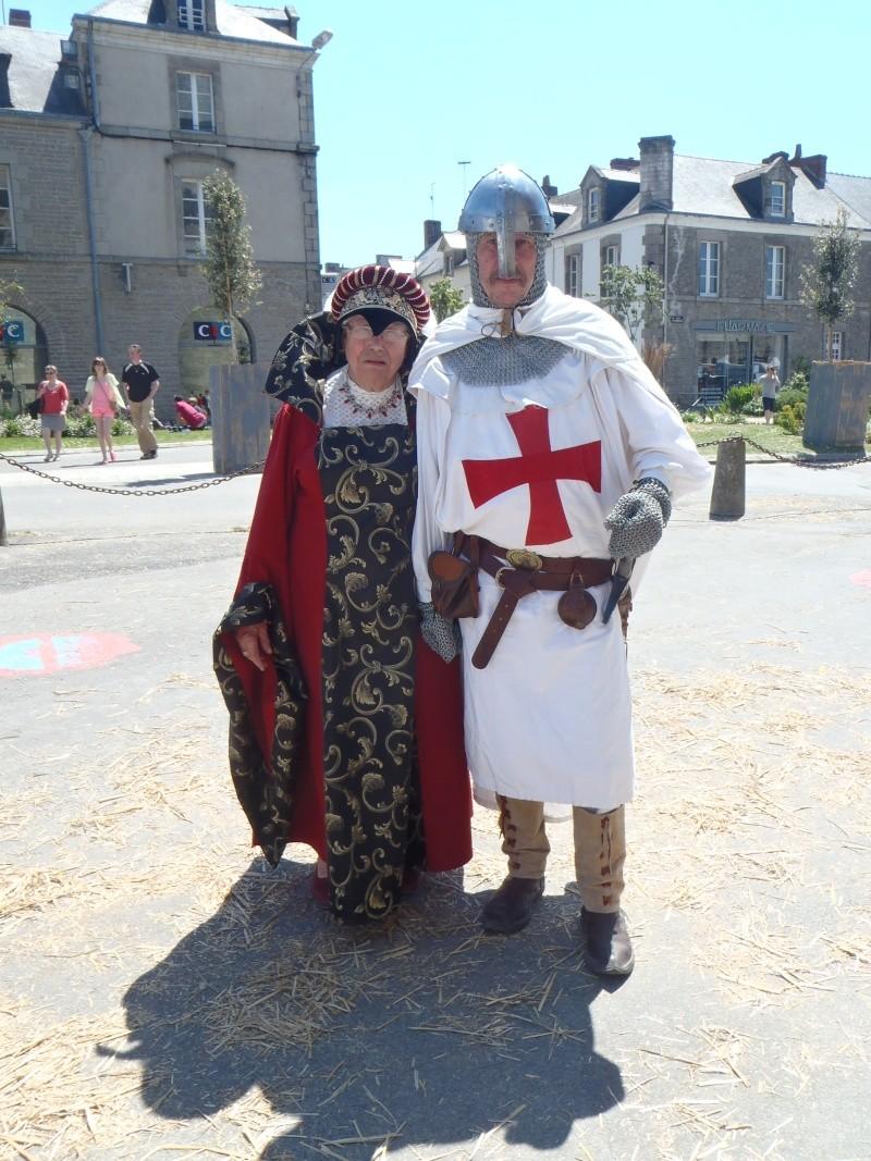 les Médiévales de Guérande, Mai 2014  (Terminées) 67-p5110