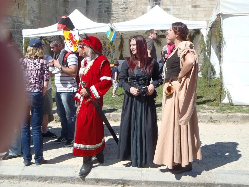 les Médiévales de Guérande, Mai 2014  (Terminées) 79-p5110