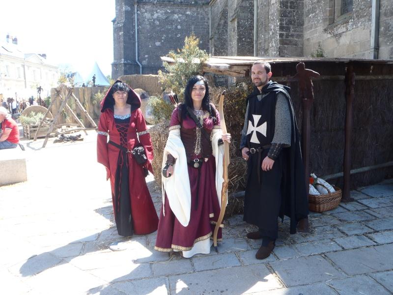 les Médiévales de Guérande, Mai 2014  (Terminées) 88-p5110