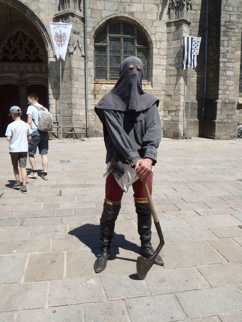 les Médiévales de Guérande, Mai 2014  (Terminées) 89-p5110