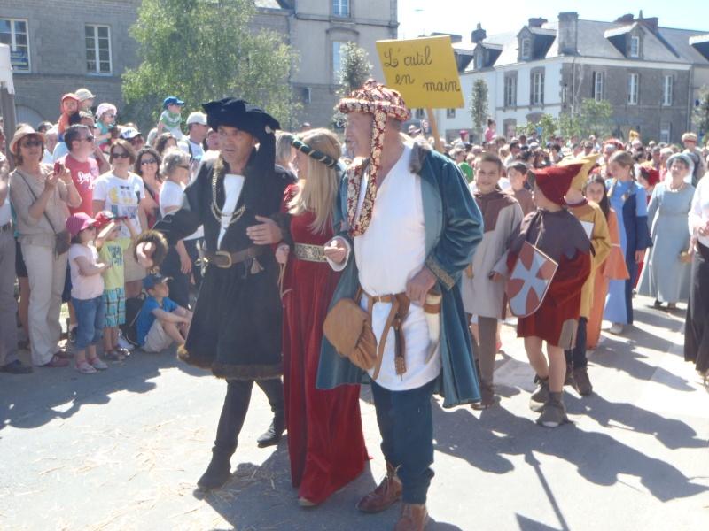 les Médiévales de Guérande, Mai 2014  (Terminées) 91-p5110
