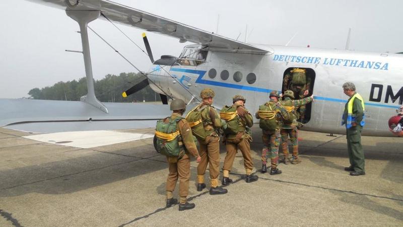 Operation CALIBAN. Septembre 1944-Septembre 2014 10622811