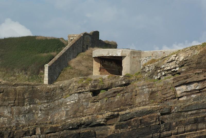 [ Histoires et histoire ] Fortifications et ouvrages du mur de l'Atlantique - Page 9 Dsc00510